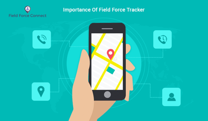 Importance of Field Force Tracker