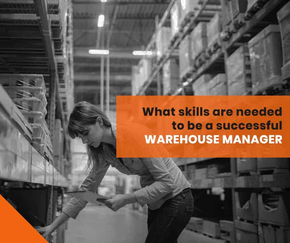 what skills are needed to be a successful warehouse manager | Task tracking software