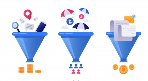 lead management app | free lead tracking app | sales funnel