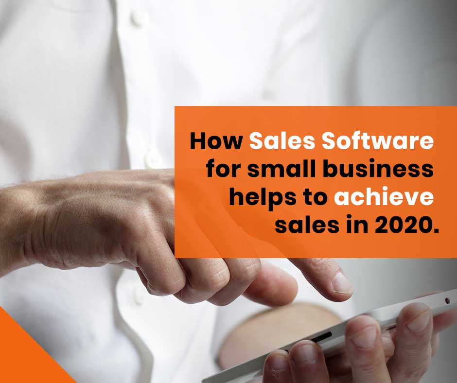 sales software CRM