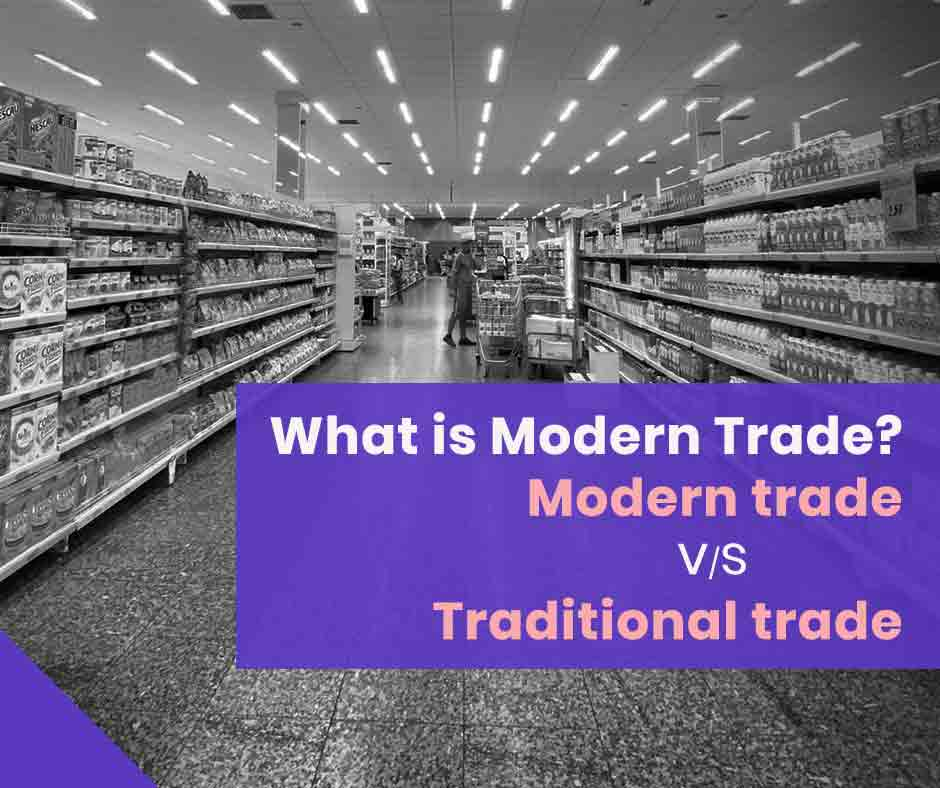 what is morden trade |