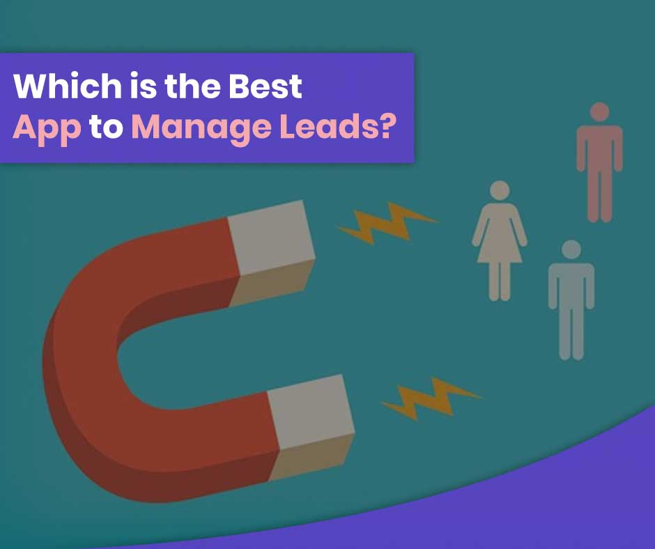 Which is the best app to manage leads for service industry