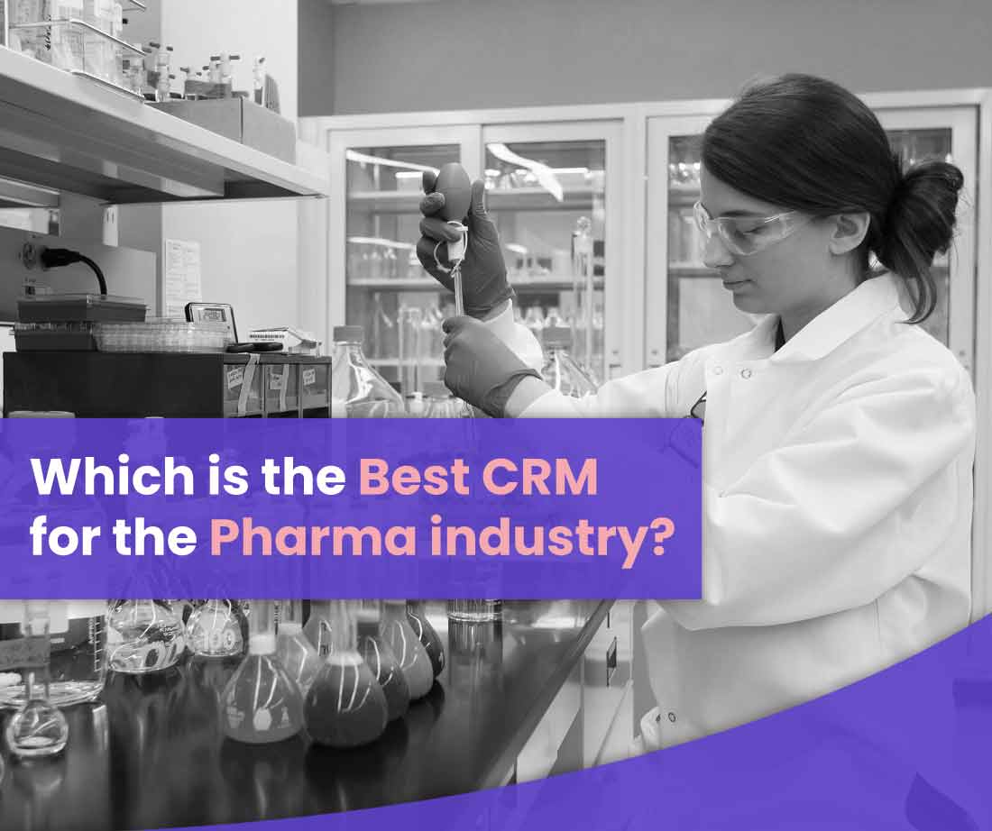 crm for small business and pharma industry