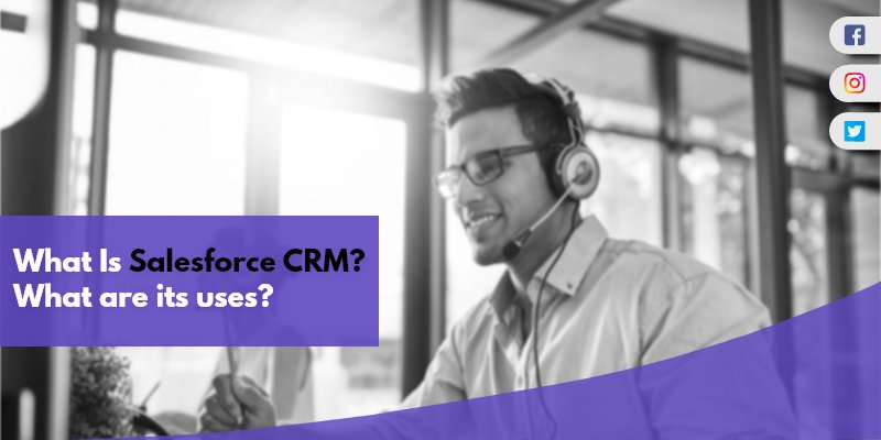 What is salesforce crm
