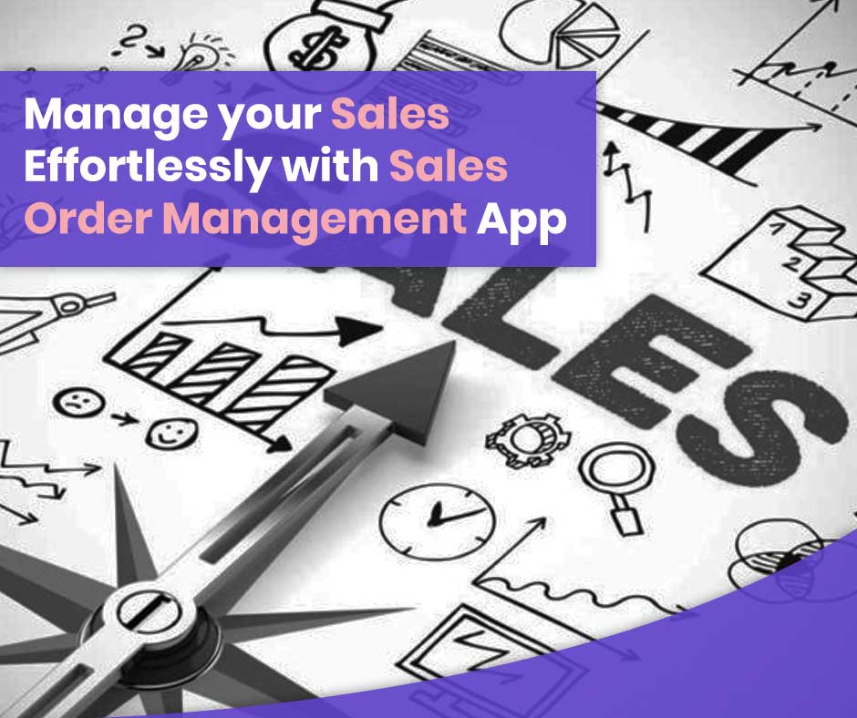 Sales sales Order Management App| field force connect .